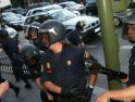 Ensañamiento policial contra 1.000 jóvenes que se manifiestan en Madrid por una vivienda digna