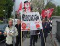 Madrid: nueva concentración de los trabajadores/as del Hospital Militar Gómez Ulla contra la represión en el centro