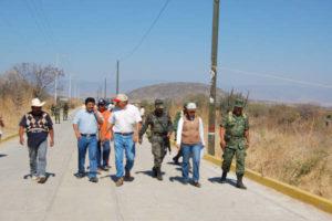 México: desalojan a opositores de la mina en San José del Progreso (Ocotlán, Oax.)