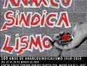 22-30 marzo, Zaragoza: Jornadas Centenario «El Anarcosindicalismo y la Acción Social»