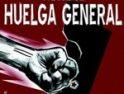 CGT Cádiz apoya la Huelga General en la Sierra