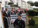 Manifestación en San Roque contra el paro y la precariedad (19 marzo)