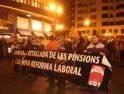Valencia: Manifestación contra la reforma laboral y el recorte de las pensiones (12 marzo)
