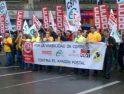 Huelga Correos: Datos León (22 abril)
