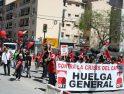 1º de Mayo en Málaga: Un millar de personas denuncia que el paro en la provincia alcanza el 30%