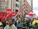 Huelga Correos: Movilizaciones en Guadalajara (12 mayo)