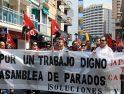 1º de mayo en Benidorm: Por un trabajo digno