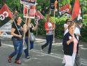 1º de mayo en Puertollano (Ciudad Real): por segundo año la CGT ocupa las calles