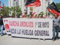 1º de mayo en Algeciras: «Por los derechos sociales y las libertades»
