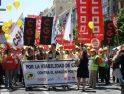 Huelga de Correos: Datos de movilizaciones en Zaragoza (21 mayo)