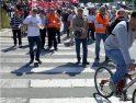 Sevilla también marcha a Madrid contra la crisis y los recortes
