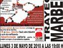 Marchas a Madrid, 3 de mayo:  Trayecto Marbella