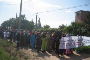 La empresa agrícola española FRUCA viola una y otra vez los derechos de l@s trabajador@s en Marruecos