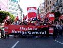 8J en Valencia: Marcha por la huelga general