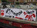 Valladolid: Pancartada contra el recorte de derechos sociales y laborales