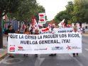 8J en Cádiz: Manifestación