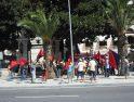 8J en Alicante: Imágenes de una huelga