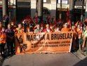 Comenzó la Marcha Zaragoza-Bruselas por los derechos sociales y laborales (14 agosto)