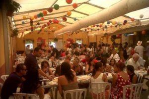 El Rincón Libertario de la CGT en la Feria de Málaga