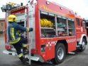 CGT y STAS denuncian la falta de personal en el Consorcio Provincial de Bomberos de Valencia