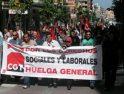 La Huelga General en el Campo de Gibraltar
