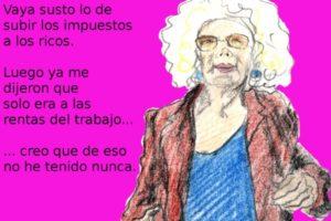 Paula Cabildo: «Declara la Duquesa…»