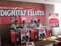CGT Lleida: Conferencia de delegadxs sobre la Huelga General (9 sept)