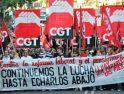 Fotos Manifestación huelga general Madrid