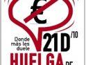 CGT, Ecologistas en Acción y Amigos de la Tierra presentan la Huelga de Consumo 21D