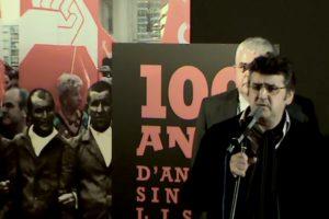 Inaugurada la Exposición «100 años de Anarcosindicalismo»