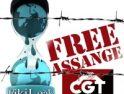 La CGT-Valencia se adhiere al manifiesto y apoya las movilizaciones por Wikileaks