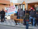 Concentración en Cuenca contra los despidos de Tragsa (10 marzo)