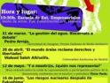 Ciclo de Conferencias «Jueves Críticos» en Huesca. Del 31 de marzo al 16 de junio