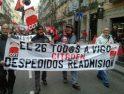 Incidentes no Xulgado do Social 4 de Vigo por despedimento do delegado da CGT en Citröen