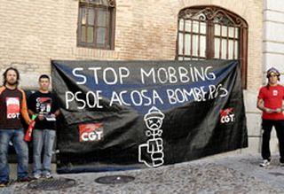 Toledo: CGT acusa al PSOE de no acabar con el acoso en el parque de bomberos
