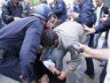 Represión contra los estudiantes argelinos el 12 de abril