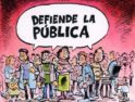 Segovia: Concentración por la escuela pública, laica y gratuita