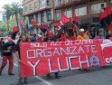 Celebrada en Murcia la manifestación del 1º de mayo