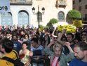 Foto reportaje 15 de mayo en Salamanca