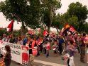 Foto-reportaje Manifestación de 1º de mayo en Sevilla