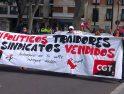Fotos del 1º de mayo en Valladolid