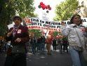 Foto-reportaje Manifestación 1º de mayo de CGT en Madrid