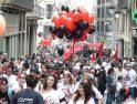 1º de mayo 2011 en Barcelona. Crónica y Fotos