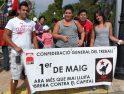 Foto-reportaje CGT en la manifestació. del 11 de Mayo en Castelló