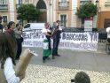Concentración del 1º de mayo en Cádiz