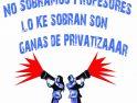 j. Kalvellido: «Pa l*s maestr*s y por la Enseñanza Públika y GRATUITA!»