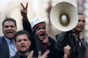 Egipto: Protestas y sentadas… hasta que el régimen ceda