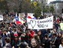 Fin del lucro y asamblea constituyente, la demanda que crece en el estudiantado y en el Pueblo chileno