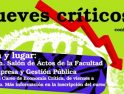 Jueves Críticos en Huesca. Programa de Otoño