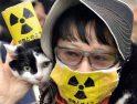 Manifestantes japoneses conmemoran sexto mes de aniversario de desastre nuclear